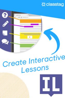 InsertLearning Google Chrome Extension for teachers
