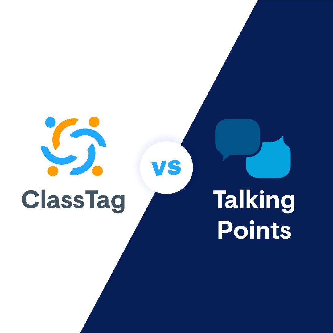 Classtag Vs Talking Points