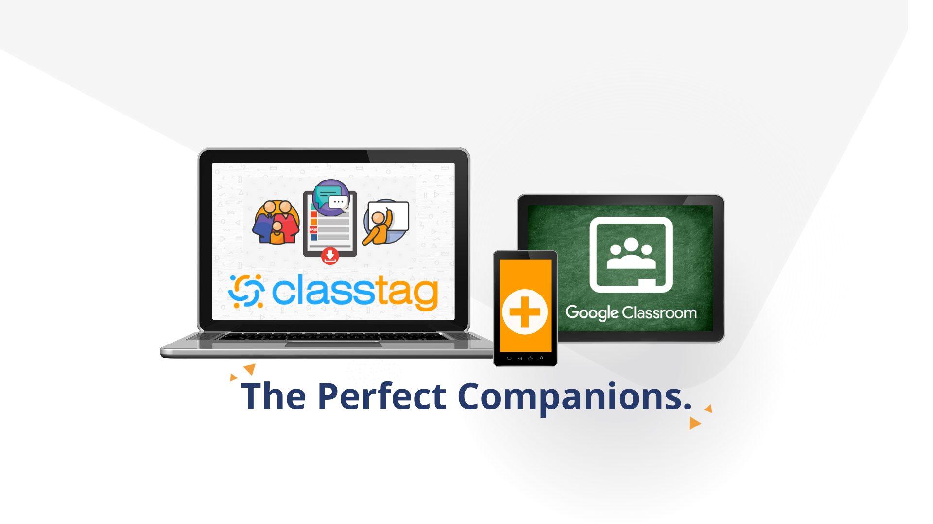 ClassTag Google Classroom Companion