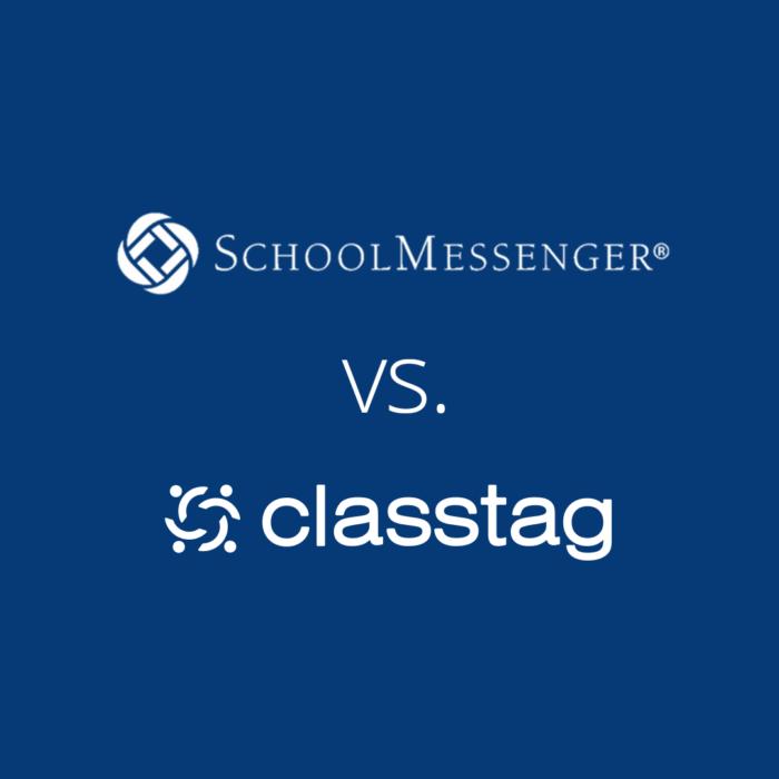 SchoolMessenger vs ClassTag Connect