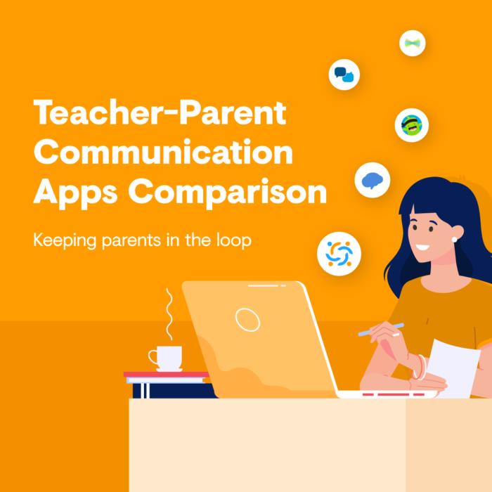 Teacher-Parent Communication App Comparison