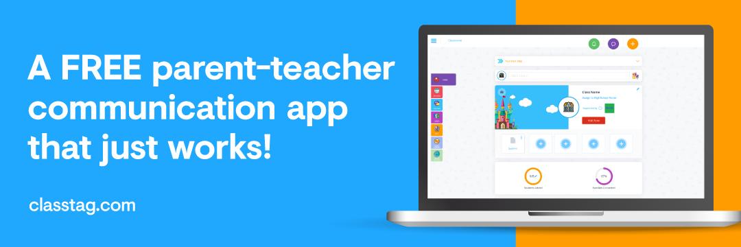 ClassTag Teacher-Parent Communication App That Works